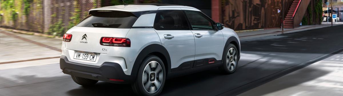 Auktoriserad verkstad för Citroën personbilar och transportbilar