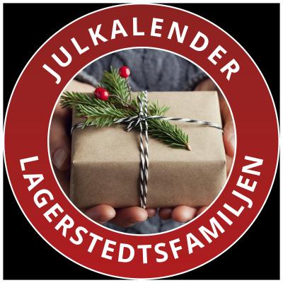 Lagerstedtsfamiljens julkalender - fina rabatter
